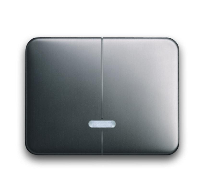 6599 0 2890 bedienelement platin alpha. Black Bedroom Furniture Sets. Home Design Ideas